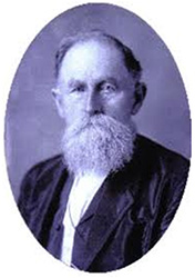 Stephen Bethel Strawn, for whom Strawn, Texas is named.